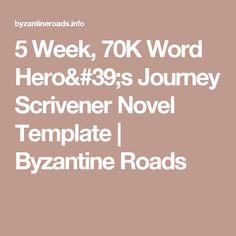 5 More Scrivener Templates | Belinda Crawford | Using Scrivener To Write |  Pinterest | Template, Printable Worksheets And Worksheets