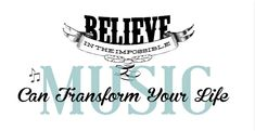 Transform your life just by changing the music you listen to for 7 days!