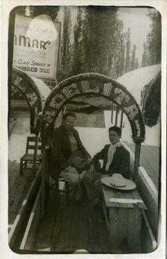 Antiguo México, Somos como Tú: #Adelita    En #Xochimilco, ciudad de México, #DF, #Mexico.    Pura #Tradicion