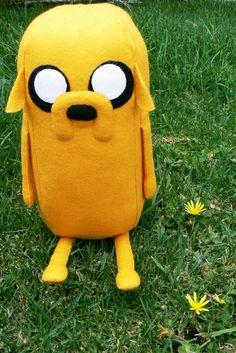 Adventure Time Jake Plush