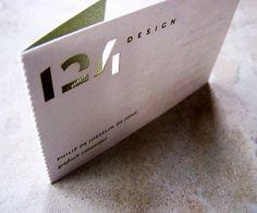 105 best cut business cards images on pinterest business cards folded die cut business card wajeb Gallery