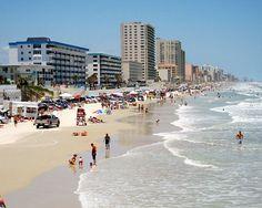 Beaches in Daytona Beach