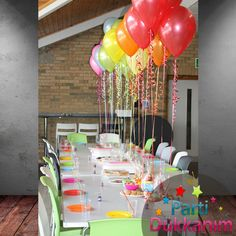 Doğum Günü Uçan Balon Süslemesi (20 Adet) MAĞAZADAN fiyatı