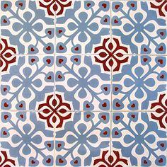 Carreaux de ciment acheter en ligne mosaic del sur home bathroom pin - Mosaic del sur paris ...