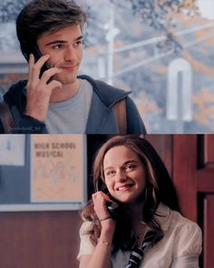 Best Tv Couples, Movie Couples, Cute Couples, Really Good Movies, Love Movie, High School Musical, Romantic Movies On Netflix, Noah Flynn, Joey King
