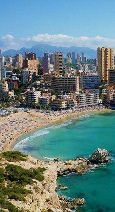 Alicante, Spain - #City