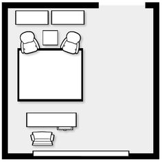Office Layout in 989 square footage office area. #cubiclelayout ...