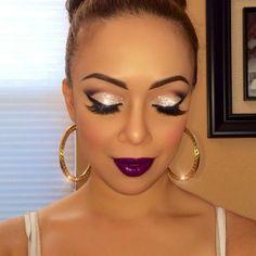 Great makeup looks