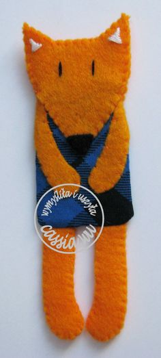 Fox - bookmark