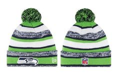 Seattle Seahawks NFL Stitched Knit winter Beanie