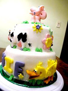 Word world cake :)