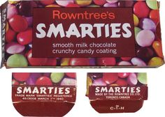 Rowntree's Smarties (Canada Version)