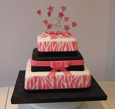 21st birthday cakes | 21st birthday cake all cakes created by the cake lady www facebook com ...