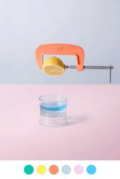 Contemporary Colour - Victoria Ling & Camille Boyer - Lemon