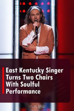 """Zach Day hails from East Kentucky but carries a completely uncharacteristic style – a sound that wins him two chair turns. You've never heard a cover of SWV's """"Weak"""" carrying quite as much soul, impressive with each bar in a blind audition that shouldn't be missed. #CassidyLee #TheVoice #BlindAuditions #TalentShow #Singing"""