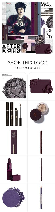 """""""After dark"""" by sweta-gupta ❤ liked on Polyvore featuring beauty, Oris, Urban Decay, Too Faced Cosmetics, Yves Saint Laurent, Margaret Dabbs, NYX, Lipstick Queen, MAC Cosmetics and Anastasia Beverly Hills"""