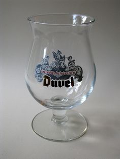 Duvel Beer Glass 2005 by Duvel