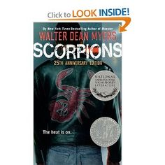 scorpions by walter dean myers essay Abebookscom: how mr monkey saw the whole world (9780385320573) by walter dean myers and a great selection of similar new, used and.