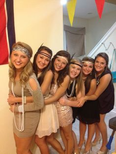 Great Gatsby party.