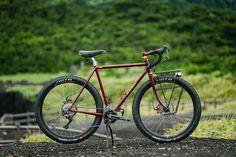 *KUMO CYCLES* randonneur complete bike