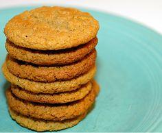 Ginger Cookies on http://www.elanaspantry.com