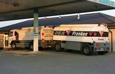 Petrolera DEA Alemania.