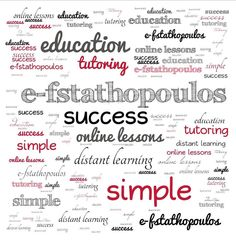 #e_fstathopoulos #onlinelessons #success #distantlearning #innovation #frontistirioefstathopoulos Online Lessons, Innovation, Success, Journal, Education, Learning, Studying, Teaching, Onderwijs