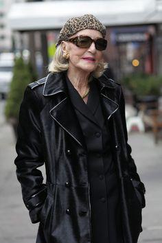 'A Lovely Feeling': Celebrating Older Women With Fabulous Style : NPR