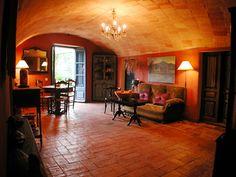 Casa rural Mas Roca de Fluvià en Pontós. Comarca de l'Alt Empordà.