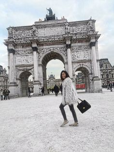City of L♥️VE – The Tales of Paris – Bebe Shamo Paris Outfits, White Outfits, Outfit Ideas, Black And White, City, Winter, Style, Bebe, Paris Clothes