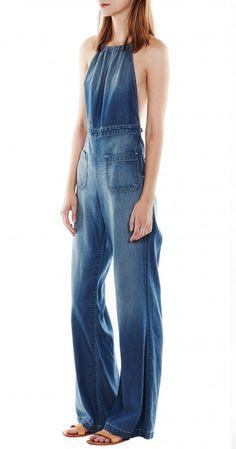 Premium Denim, Jeans & Clothing for Women Halter Jumpsuit, Denim Jumpsuit, Jumpsuit Style, Striped Jumpsuit, Printed Jumpsuit, Black Jumpsuit, Overalls, Fashion Wear, Denim Fashion