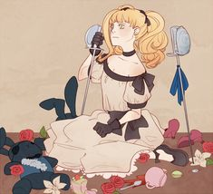 Black Butler Cosplay, Black Butler 3, Elizabeth Midford, Manga Anime, Anime Art, Black Butler Characters, Black Butler Kuroshitsuji, Ciel Phantomhive, Japanese Cartoon