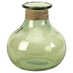 Found it at Wayfair - Angelico Recycled Glass Vase