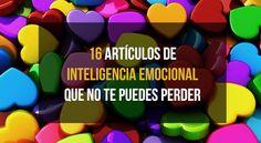 AYUDA PARA MAESTROS: 16 artículos de inteligencia emocional que no te p...