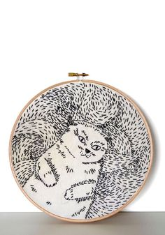 Embroidery Hoop Dreams Kit