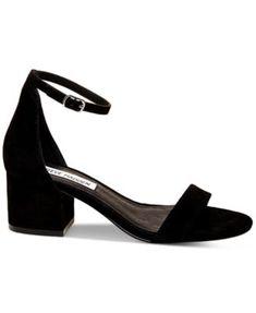 Steve Madden Women's Irenee Two-Piece Block-Heel Sandals | macys.com