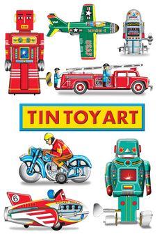 Tin Toy Art