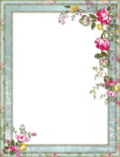 shabby frame Frame Border Design, Boarder Designs, Page Borders Design, Framed Wallpaper, Graphic Wallpaper, Flower Wallpaper, Floral Frames, Boarders And Frames, Rosalie