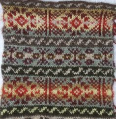 Stash Amassed Beyond Life Expectancy: Fair Isle Evolution