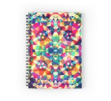 Colour Of Joy Spiral Notebook