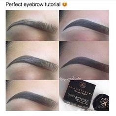 A detailed tutorial on how to do bold brows! A detailed tutorial on how to do bold brows! Makeup Eye Looks, Skin Makeup, Eyeshadow Makeup, Perfect Eyebrows Tutorial, Eyebrow Tutorial, Best Eyebrow Makeup, Best Eyebrow Products, Makeup Hacks, Makeup Goals