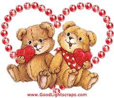 Animation Teddy Bears