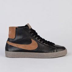 brand new 5e343 0b08e BEAMS x Nike Blazer Mid Vintage QS GraniteSilverWhite  Kicks  Pinterest   Nike, Sneakers and Blazer