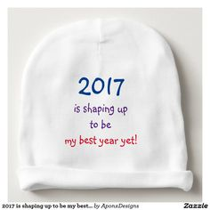 2017 is shaping up to be my best year yet! baby beanie