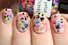 Manicurity: Trellys M.I.S.C Polish Summer 2013 Collection: Swatches & Review (pic heavy)
