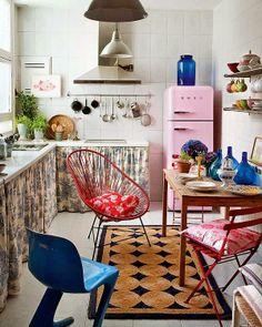 Mutfakta bahar mutluluğu