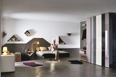 Fluttua Bed by Lago, a comfortable Bed. #llits #dormitoris #granollers