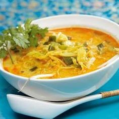 Thaise Noedelsoep recept | Smulweb.nl