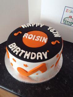 Record cake ;)