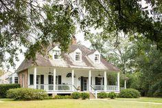 Best Houses of 2016: Timeless White Home